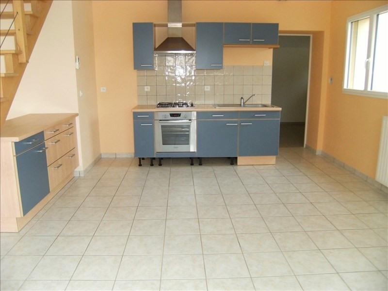 Rental house / villa Ste florence 500€ CC - Picture 1