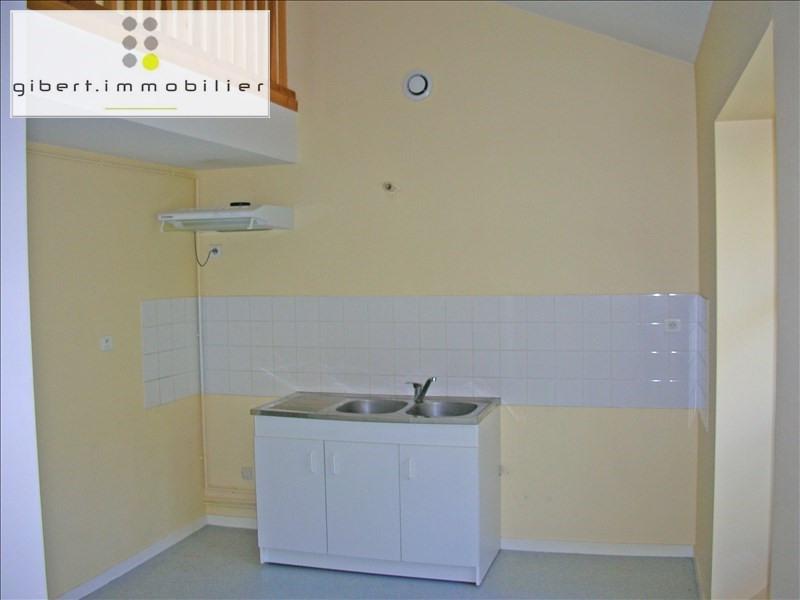 Rental apartment Le puy en velay 445€ CC - Picture 1