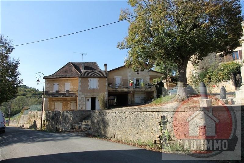 Vente immeuble Campsegret 226000€ - Photo 1