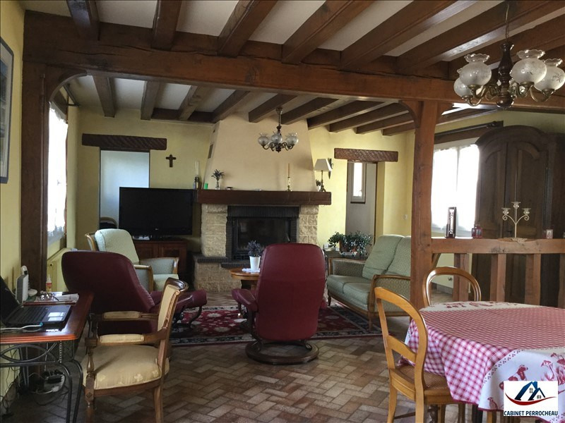 Sale house / villa La chartre sur le loir 188125€ - Picture 17