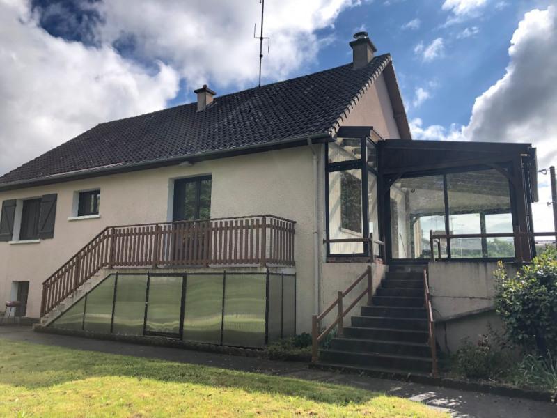 Vente maison / villa Saint aignan sur roe 134000€ - Photo 7