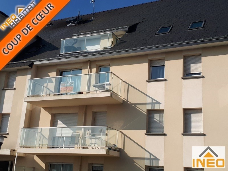 Vente appartement Pleumeleuc 139 900€ - Photo 1