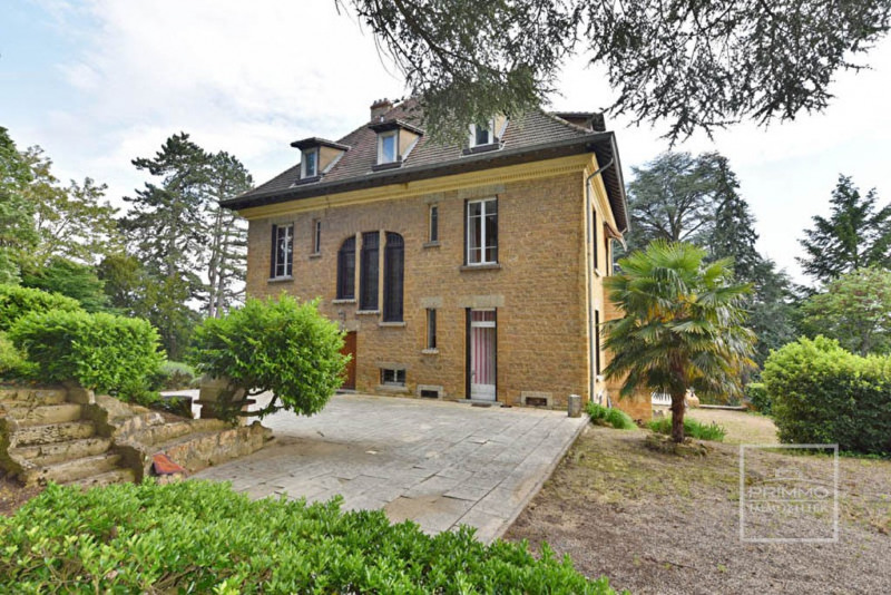 Vente de prestige maison / villa Saint cyr au mont d'or 1547000€ - Photo 4