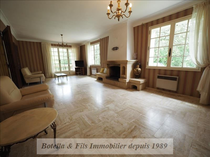 Verkoop  huis Uzes 227000€ - Foto 3