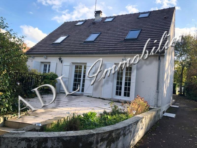 Vente maison / villa Coye la foret 520000€ - Photo 3