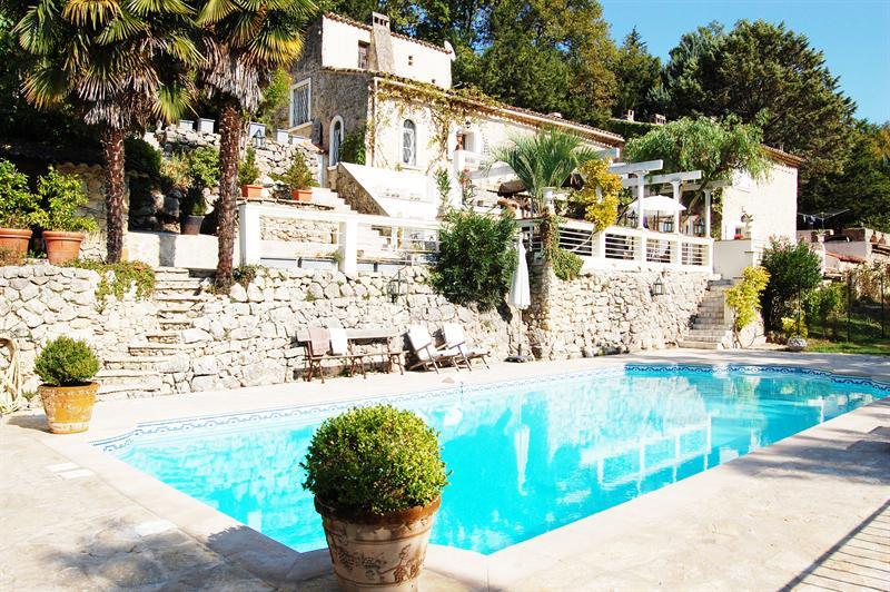 Revenda residencial de prestígio casa Le canton de fayence 895000€ - Fotografia 1