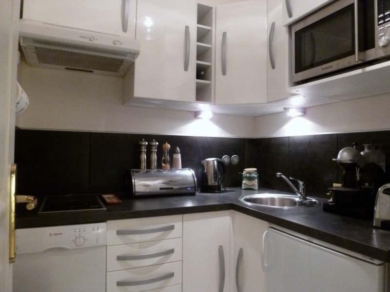 Rental apartment Levallois perret 1269€ CC - Picture 4