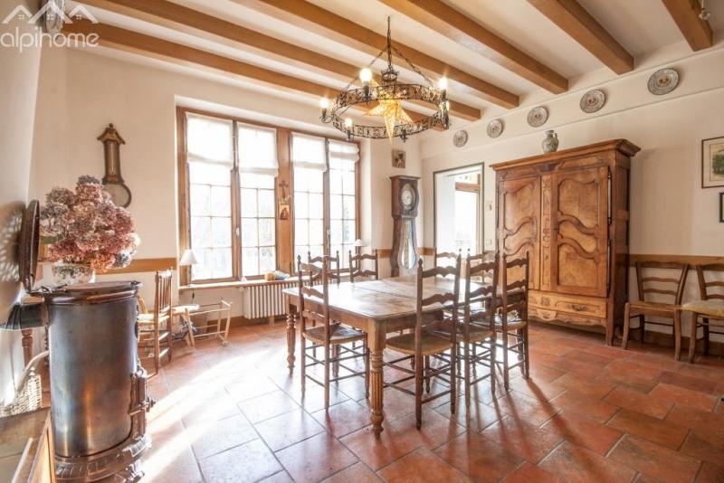 Deluxe sale house / villa Saint gervais les bains 990000€ - Picture 4