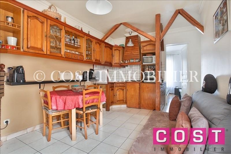 Sale apartment Asnieres sur seine 280000€ - Picture 10
