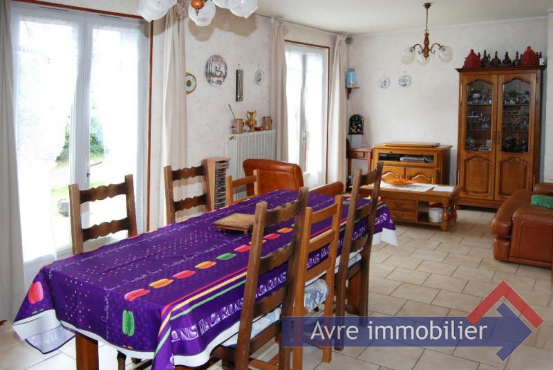 Sale house / villa Verneuil d avre et d iton 157000€ - Picture 2