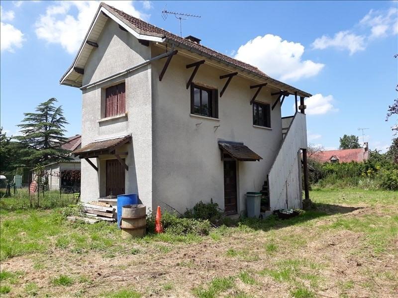 Vendita casa St illiers le bois 135000€ - Fotografia 1