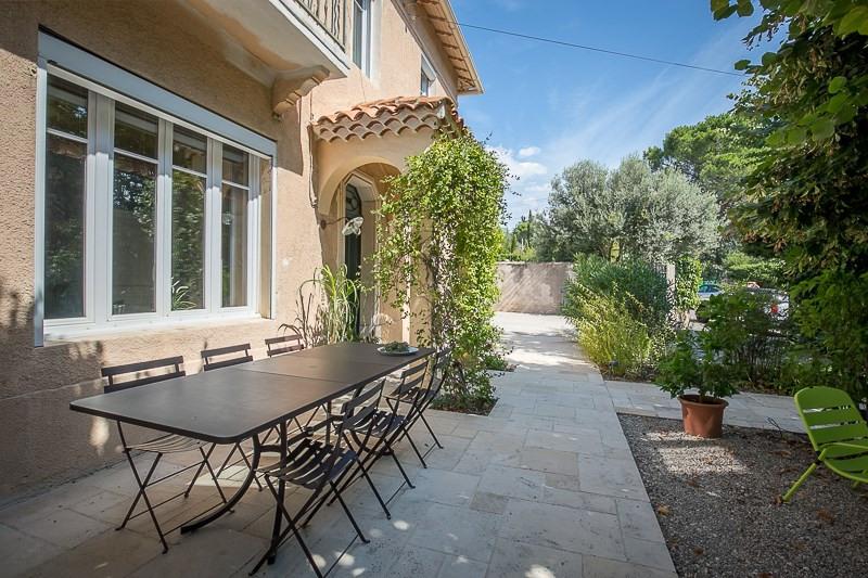 Verkauf von luxusobjekt haus Aix en provence 1030000€ - Fotografie 1