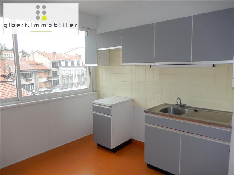 Rental apartment Le puy en velay 406,79€ CC - Picture 4