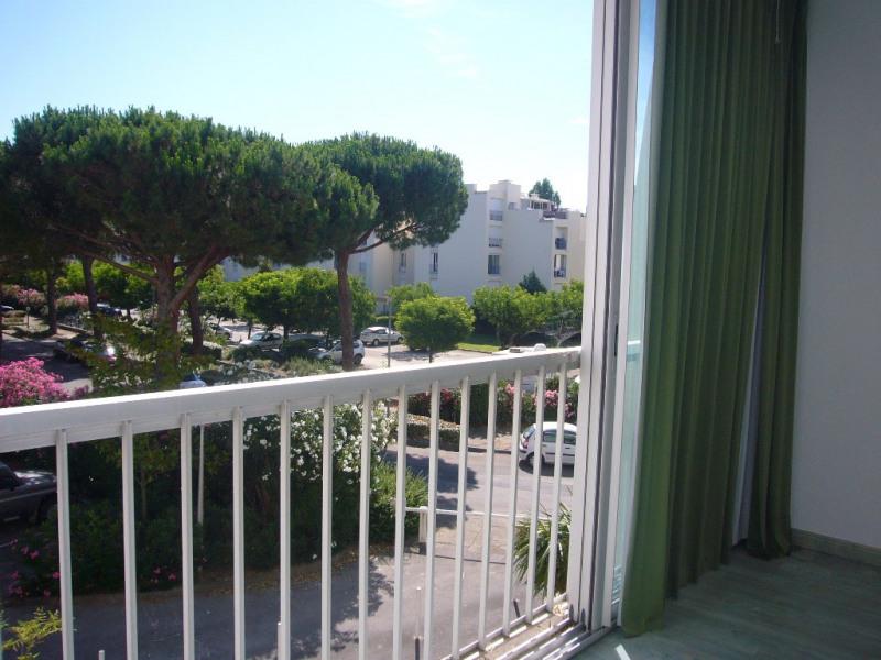 Sale apartment La grande motte 216000€ - Picture 5