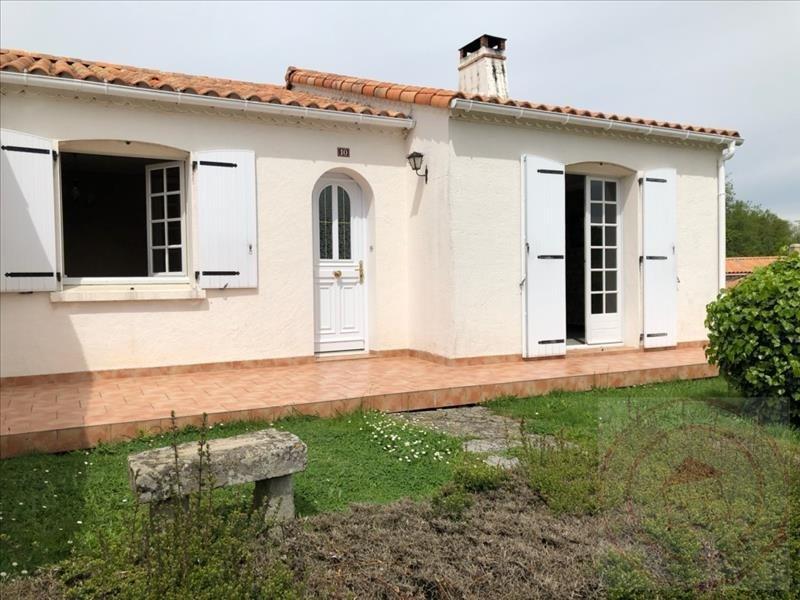 Sale house / villa Beaulieu sous la roche 216300€ - Picture 4