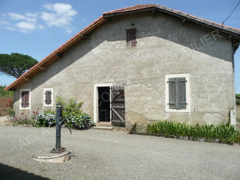Vente maison / villa Lelin lapujolle 119000€ - Photo 5