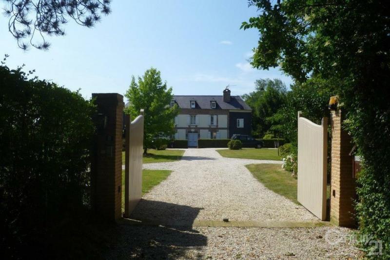 Revenda residencial de prestígio casa St gatien des bois 1250000€ - Fotografia 1
