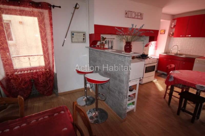Sale house / villa Villeneuve 132000€ - Picture 2