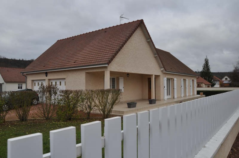 Location maison / villa Champs sur yonne 840€ CC - Photo 1