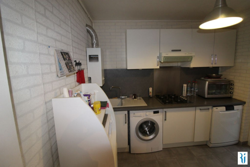 Vente appartement Mont saint aignan 117 000€ - Photo 2
