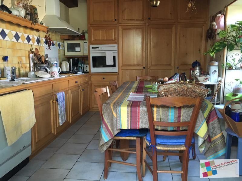 Vente maison / villa Cherves richemont 256800€ - Photo 7