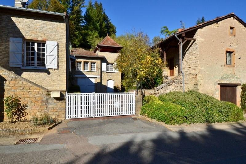 Sale house / villa Cluny 215000€ - Picture 1