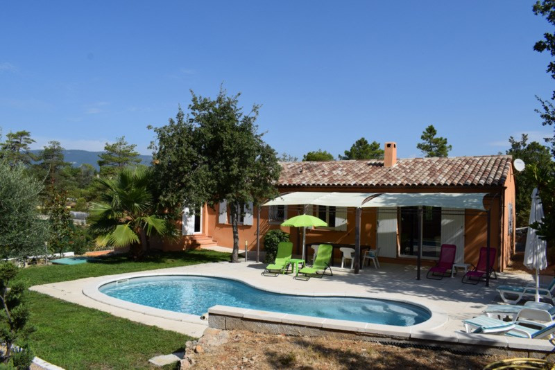Revenda casa Fayence 445000€ - Fotografia 1
