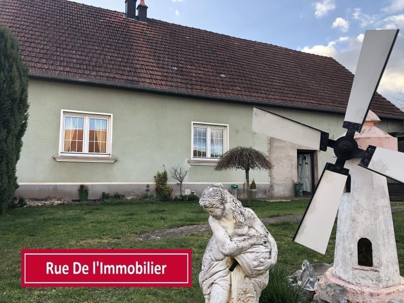 Vente maison / villa Haspelschiedt 137000€ - Photo 4