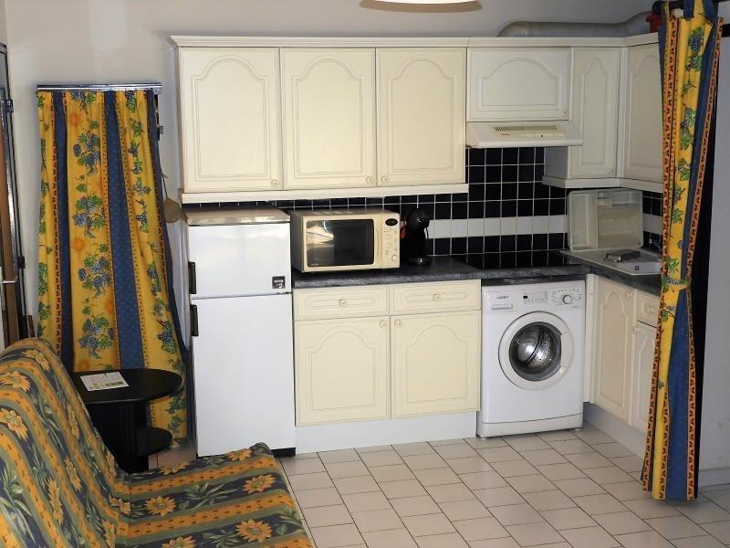 Sale apartment La grande motte 132000€ - Picture 4