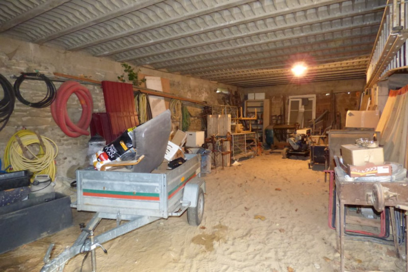 Sale house / villa Saint bardoux 170000€ - Picture 2