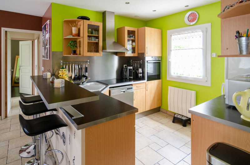 Vente maison / villa Mennecy 277000€ - Photo 2