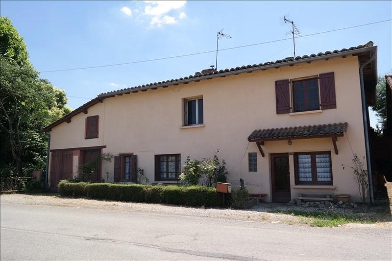 Vente maison / villa Nohic 97000€ - Photo 1