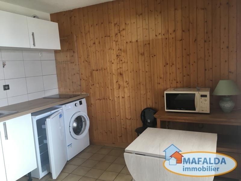 Location appartement Mont saxonnex 480€ CC - Photo 4