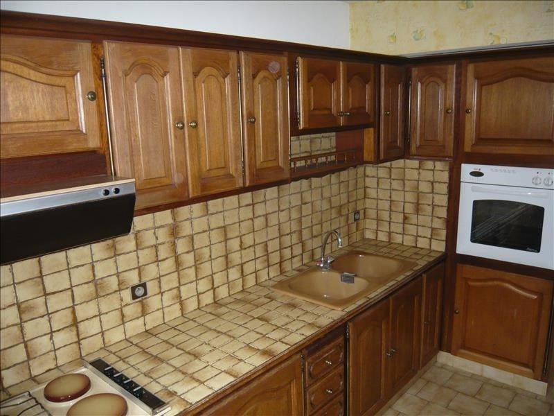 Sale apartment Bolbec 62500€ - Picture 3