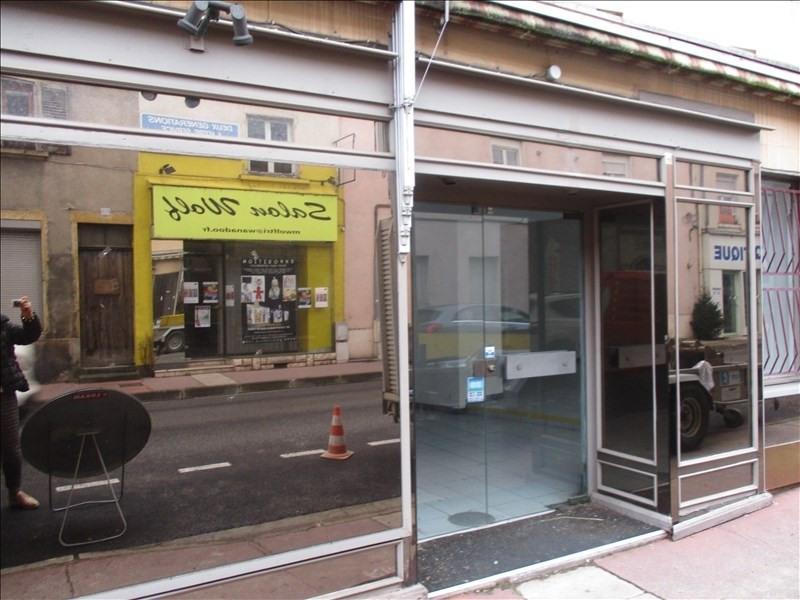 Vente local commercial Roanne 75600€ - Photo 3