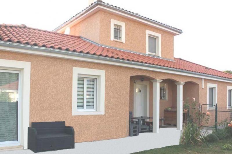 Vente maison / villa Villette d'anthon 455000€ - Photo 3