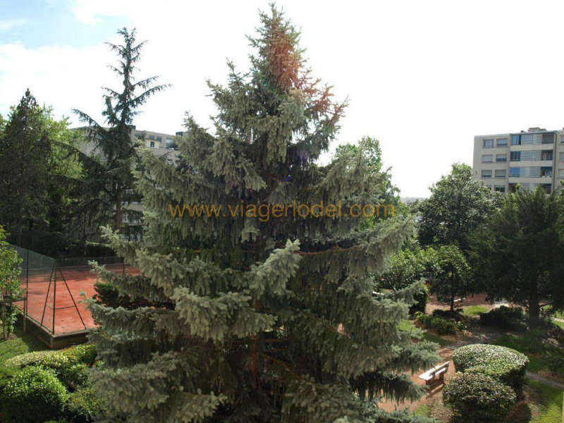 Lijfrente  appartement Lyon 3ème 109000€ - Foto 8