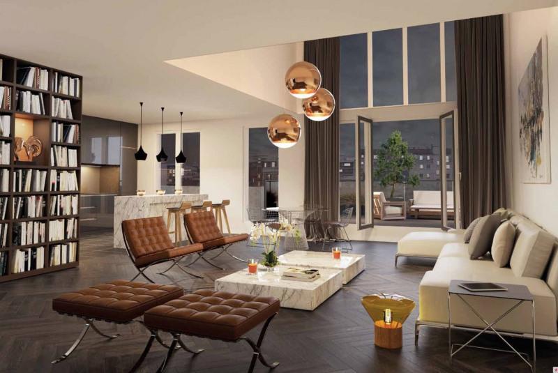 Deluxe sale apartment Paris 15ème 3550000€ - Picture 2