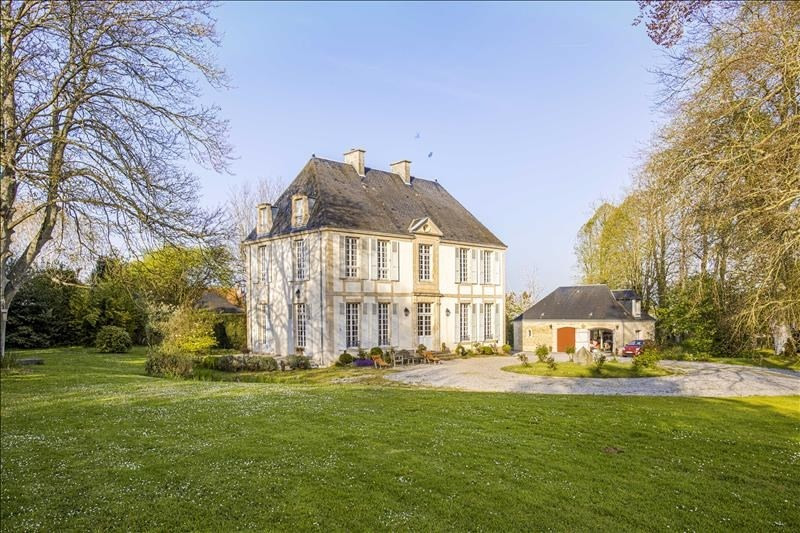 Revenda residencial de prestígio castelo Gonneville en auge 936000€ - Fotografia 2