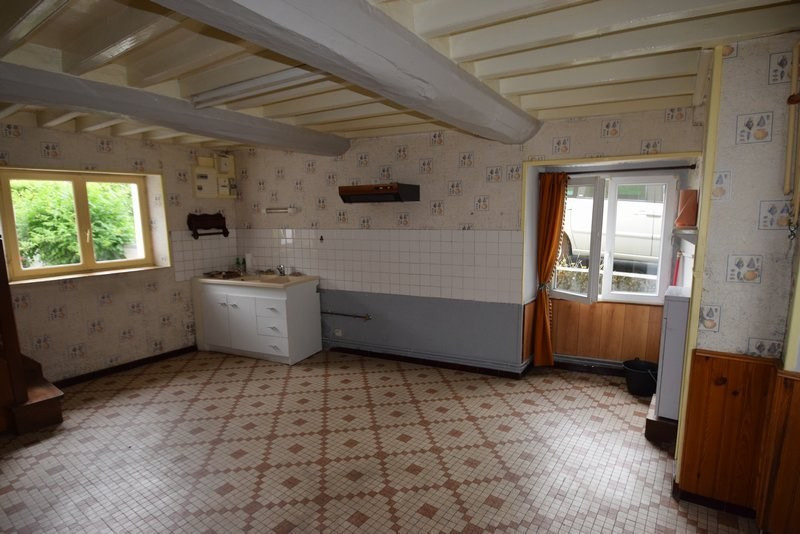 Verkoop  huis La meauffe 69900€ - Foto 2
