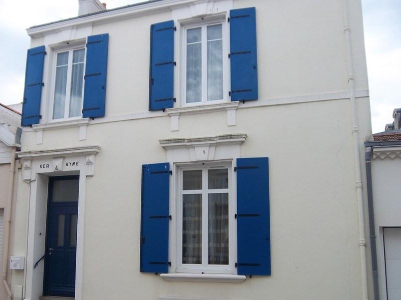 Sale house / villa Les sables-d'olonne 386600€ - Picture 1