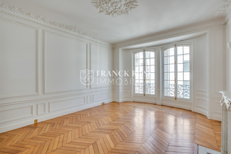 Rental apartment Paris 7ème 4 500€ CC - Picture 2