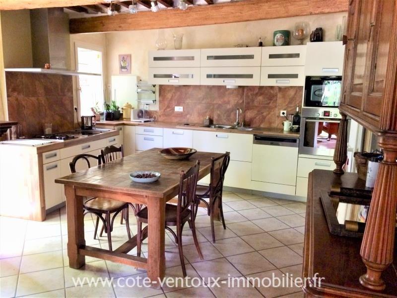 Vente de prestige maison / villa Mazan 570000€ - Photo 5