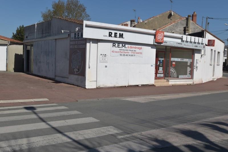 Sale building Saintes 129500€ - Picture 1