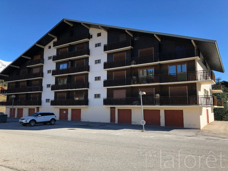 Vente appartement Auron 75 000€ - Photo 1