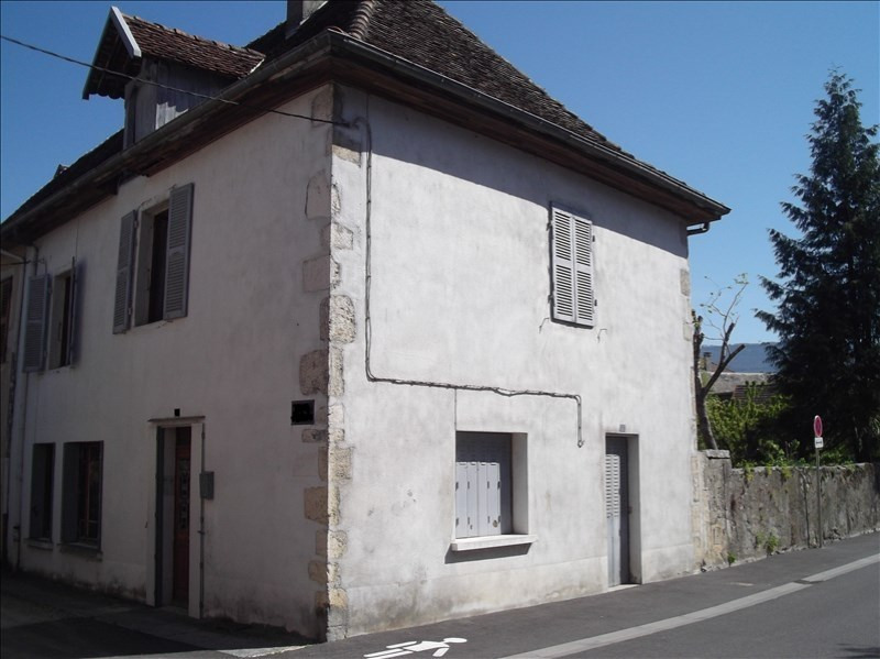 Vente maison / villa Yenne 115000€ - Photo 1