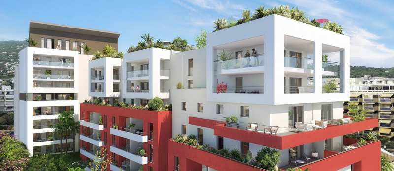 Sale apartment Roquebrune cap martin 258 000€ - Picture 1