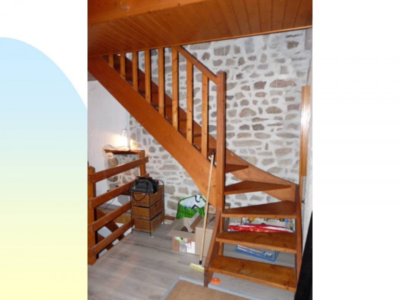 Affitto casa Roche-la-moliere 455€ CC - Fotografia 4