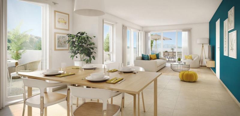 Vente appartement Romainville 245000€ - Photo 2