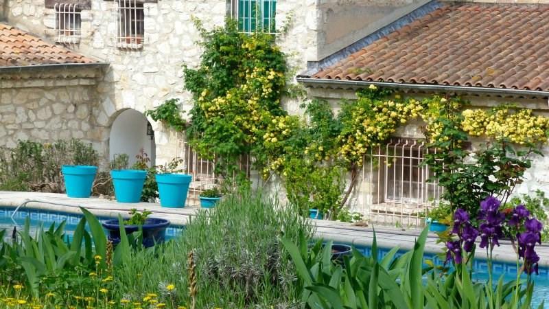 Deluxe sale house / villa Vence 1125000€ - Picture 1
